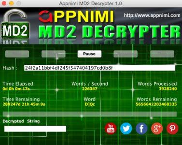 appnimi md2 decrypter for mac - decrypting